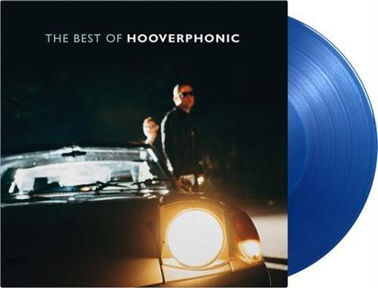 Hooverphonic - Best Of (2020 Reissue, Music On Vinyl, Gatefold, Limited Edition, Blue Vinyl, 3 LPs)