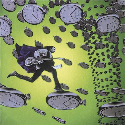 Joe Satriani - Time Machine (2020 Reissue, Music On CD)