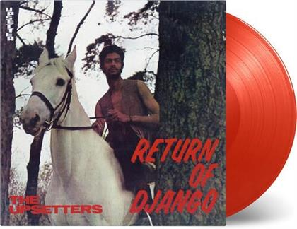 The Upsetters - Return Of Django (Music On Vinyl, Limited, 2020 Reissue, Orange Vinyl, LP)