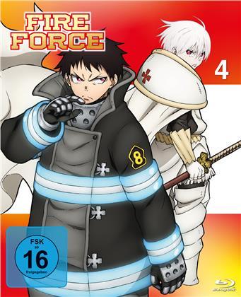 Fire Force - Staffel 1 - Vol. 4 (2 Blu-rays)