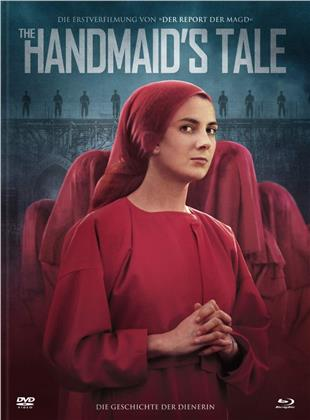 The Handmaid's Tale - Die Geschichte der Dienerin (1990) (Limited Edition, Mediabook, Blu-ray + DVD)