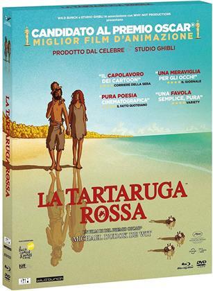 La tartaruga rossa (2016) (Blu-ray + DVD)