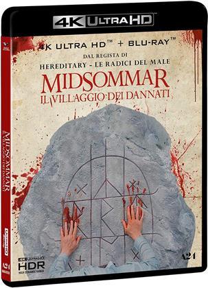 Midsommar - Il villaggio dei dannati (2019) (Riedizione, 4K Ultra HD + Blu-ray)