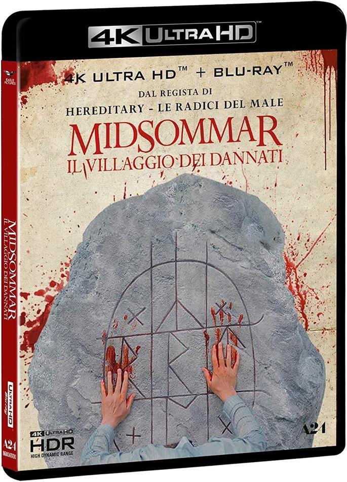 Midsommar - Il villaggio dei dannati (2019) (Neuauflage, 4K Ultra HD + Blu-ray)