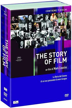 The Story of Film (2011) (Neuauflage, 9 DVDs)