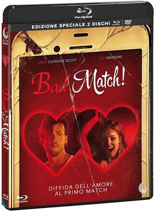 Bad Match! (2017) (Blu-ray + DVD)