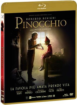 Pinocchio (2019) (Blu-ray + DVD)