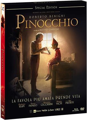 Pinocchio (2019) (Special Edition, Blu-ray + DVD)