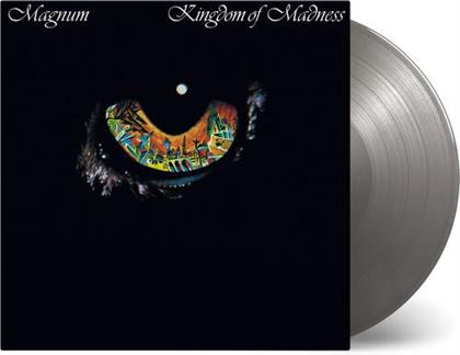 Magnum - Kingdom Of Madness (2020 Reissue, Music On Vinyl, Limited, Silver Coloured Vinyl, LP)