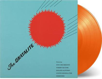 The Skatalites - Skatalite (2020 Reissue, Music On Vinyl, Limited, Orange Vinyl, LP)