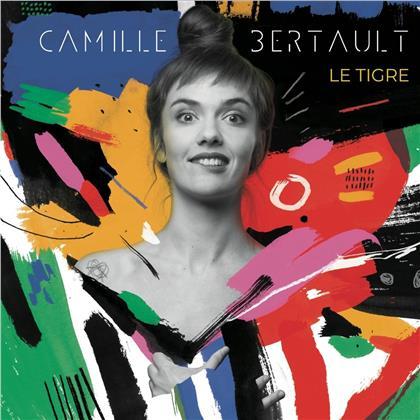 Camille Bertault - Le Tigre