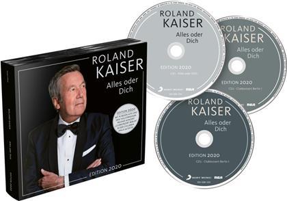 Roland Kaiser - Alles oder dich (Edition 2020 , 3 CDs)