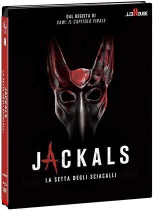 Jackals - La setta degli sciacalli (2017) (Hell House, Blu-ray + DVD)