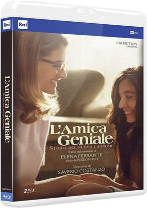 L'amica geniale - Stagione 2 - Storia del nuovo cognome (2 Blu-ray)