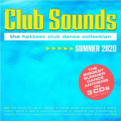 Club Sounds Summer 2020 (3 CDs)