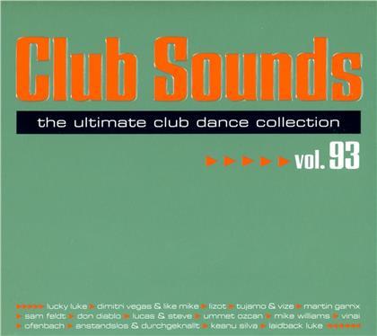 Club Sounds, Vol. 93 (3 CDs)