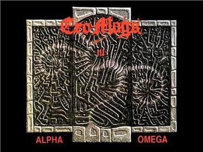 Cro Mags - Alpha Omega (2020 Reissue, Back On Black, Limited Edition, LP)