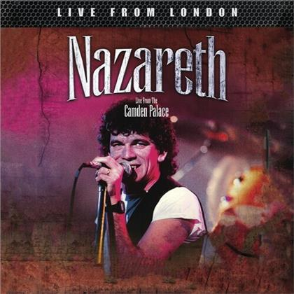 Nazareth - Live From London (2020 Reissue, 2 LPs)