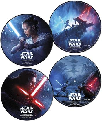 John Williams (*1932) (Komponist/Dirigent) - Star Wars The Rise Of Skywalker - OST (2 LPs)
