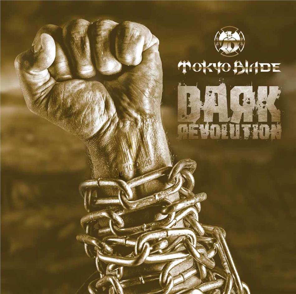 Tokyo Blade - Dark Revolution (Digipack)