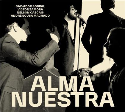 Salvador Sobral - Alma Nuestra