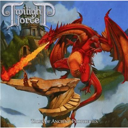 Twilight Force - Tales Of Ancient Prophecies (Gold Vinyl, LP)