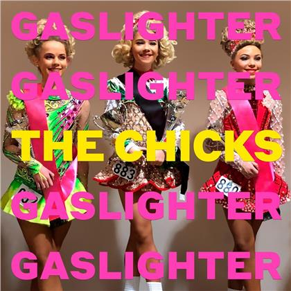 The Chicks (Dixie Chicks) - Gaslighter (Gatefold, LP)