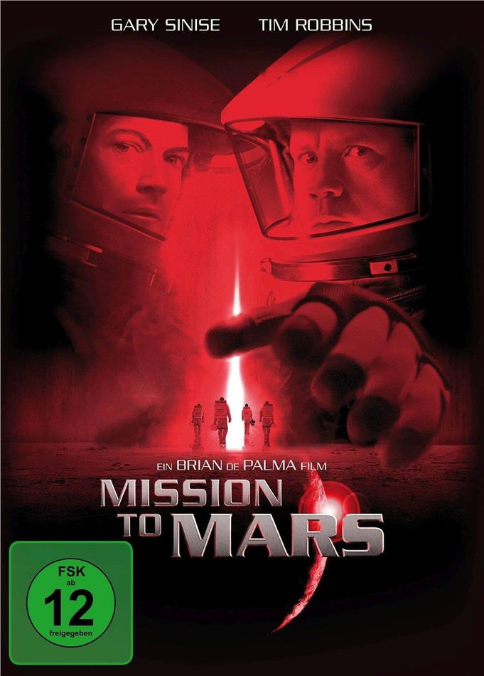 Mission to Mars (2000) (Mediabook, Special Edition, Blu-ray + 2 DVDs)