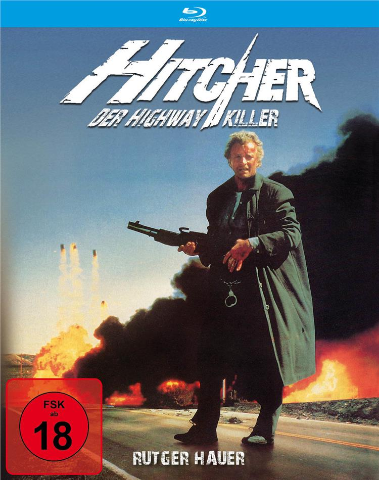 Hitcher - Der Highway Killer (1986) (Filmjuwelen)