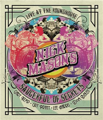 Nick Mason (A Saucerful Of Secrets) - Live At The Roundhouse (Japan Edition, CD + DVD)