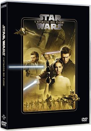 Star Wars - Episodio 2 - L'attacco dei Cloni (2002) (Line Look, Riedizione)