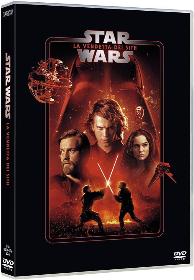 Star Wars - Episodio 3 - La vendetta dei Sith (2005) (Line Look, Riedizione)