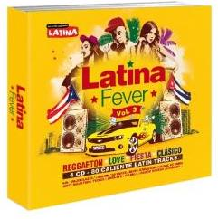 Latina fever vol. 3 (4 CDs)