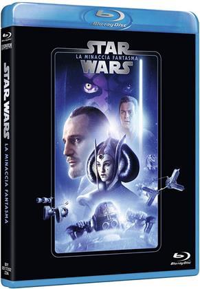 Star Wars - Episodio 1 - La minaccia fantasma (1999) (Line Look, Riedizione, 2 Blu-ray)