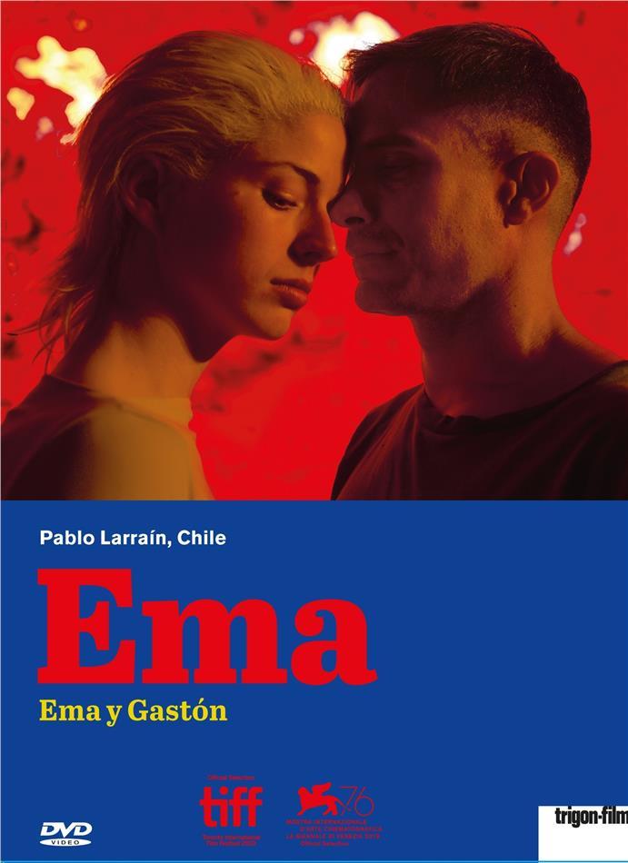 Ema y Gastón (2019) (Trigon-Film, Digibook)