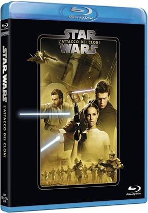 Star Wars - Episodio 2 - L'attacco dei Cloni (2002) (Line Look, Riedizione, 2 Blu-ray)