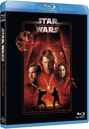 Star Wars - Episodio 3 - La vendetta dei Sith (2005) (Line Look, Riedizione, 2 Blu-ray)