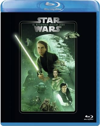 Star Wars - Episodio 6 - Il ritorno dello Jedi (1983) (Line Look, Riedizione, 2 Blu-ray)
