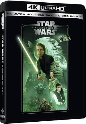 Star Wars - Episodio 6 - Il ritorno dello Jedi (1983) (Line Look, Riedizione, 4K Ultra HD + 2 Blu-ray)