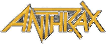 Anthrax Pin Badge - Logo