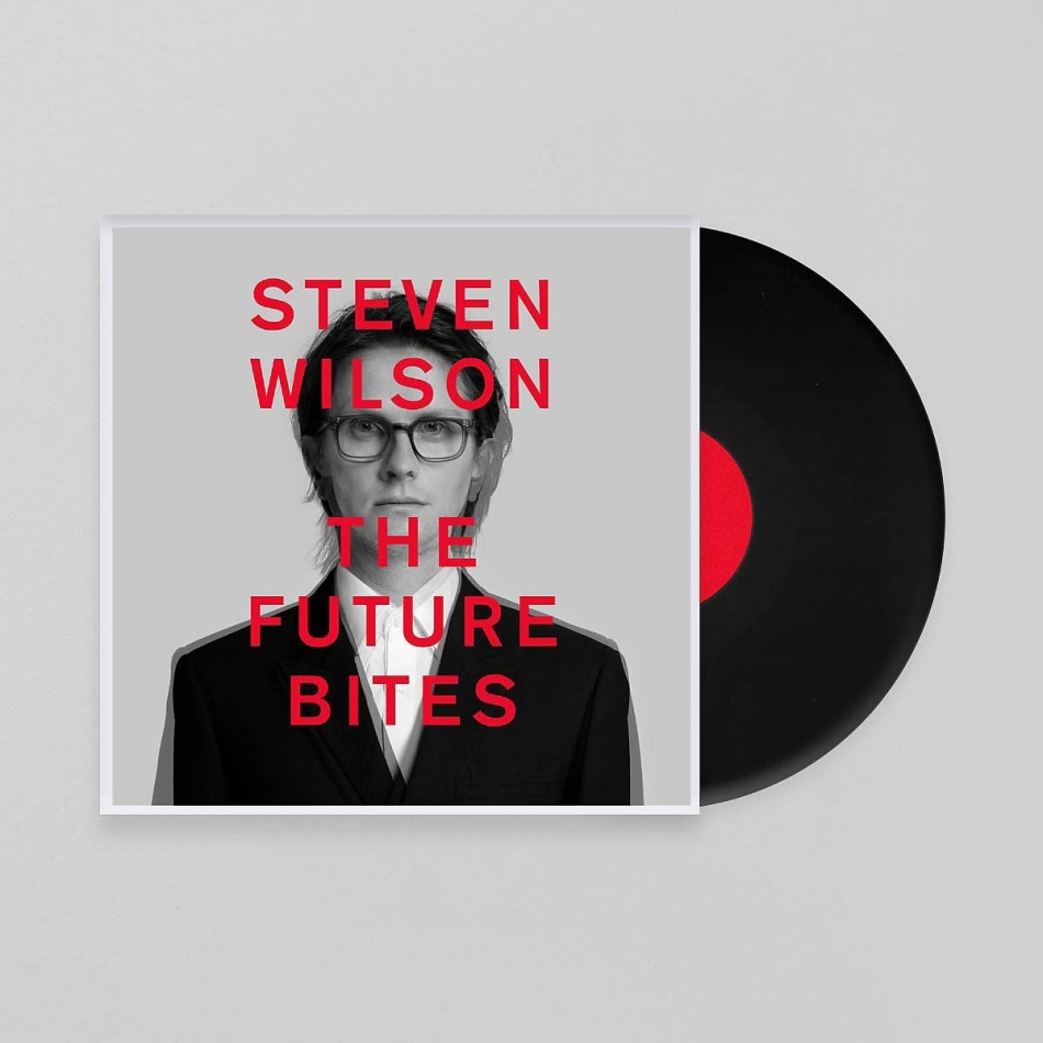 Steven Wilson (Porcupine Tree) - The Future Bites (Gatefold, LP)