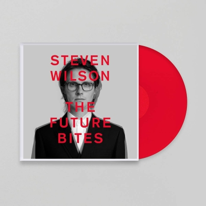 Steven Wilson (Porcupine Tree) - The Future Bites (Gatefold, Limited Edition, Red Vinyl, LP)