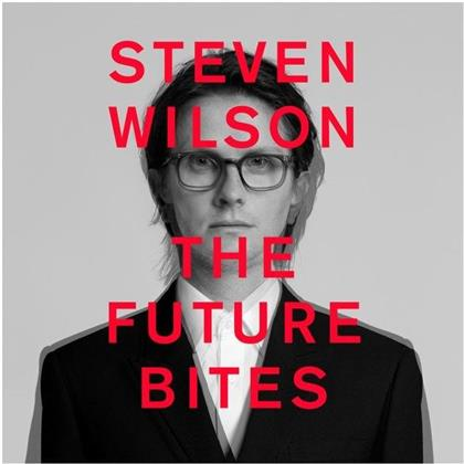 Steven Wilson (Porcupine Tree) - The Future Bites (CH Exclusive, Gatefold, O-Card, Limited Edition, White Vinyl, LP)
