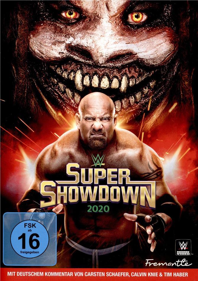 WWE: Super Showdown 2020 (2 DVDs)