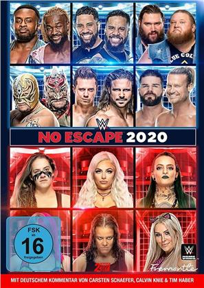 WWE: Elimination Chamber 2020 (2 DVDs)