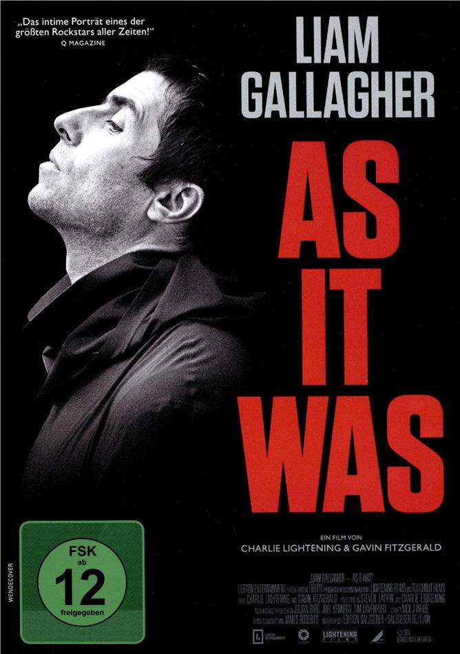 Liam Gallagher - As it was (2019)