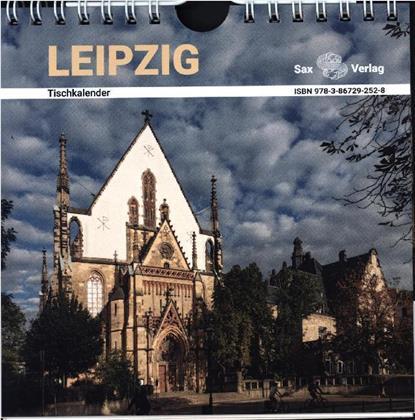 Leipzig - Tischkalender 2021