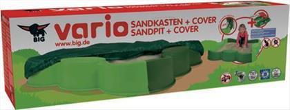 BIG-Vario-Sandkasten + Cover