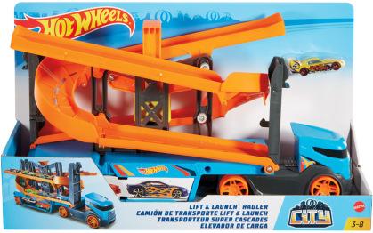 Hot Wheels Mega Action Transporter