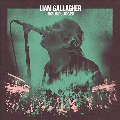 Liam Gallagher (Oasis/Beady Eye) - MTV Unplugged (Live At Hull City Hall) (LP)